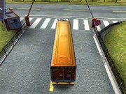 3D Parking Thunder Truck - Car Parking Games - Car Games