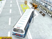 3D School Bus Mania Game