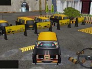 Taxi Parking 3D Inde - jeux de parking - jeux de voiture
