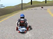 Street Luge Game