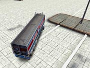 Skill 3D Parking: Thunder Trucks Game
