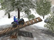 Atv Winter Challenge -  Games - автомобиля игры