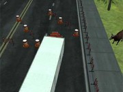 18 Wheeler Academy - game balap mobil - mobil game
