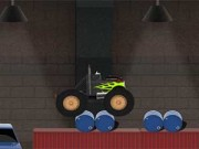 Monster Truck Ultimate P - bil racingspel - bil spel