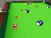 Pool Parking 3D Game