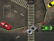 Railway Dash Parking Game