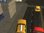 Nyc Taxi Academy - game balap mobil - mobil game