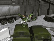Army Bike 3D Game