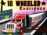 18 Wheeler challenge Game