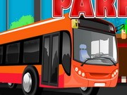 Airport Minibus Parking - Car Parking Games - Car Games