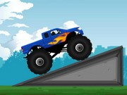 Bigfoot Truck - Car Racing Games - Car Games