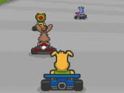 Puppy Racing - game balap mobil - mobil game