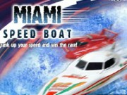 Miami Speed Boat - Car Racing Games - Car Games