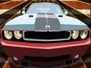 Muscle Car Parking - bil parkering spel - bil spel