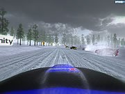 Ice Racing - game balap mobil - mobil game