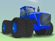 Tractor Parking Mania - Car Parking Games - Car Games