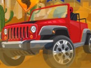Sandstorm Racing Mayhem - game balap mobil - mobil game