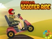Mobility scooter ride - Bike Games - Car Games
