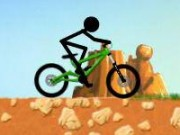 Stickman Downhill - Bike Games - Car Games