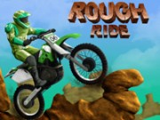 Rough Ride - Bike Games - Car Games