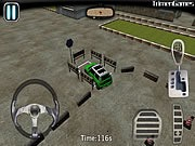 Vehicles 3D Game