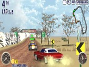 V8Muscle Cars Game