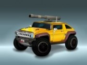 Hummer Rocket Launch - Driving Games - Car Games