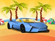 Great Beach Parking - auto parkeren spelen - auto spelletjes