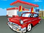Gas Station Mania - game parkir mobil - mobil game