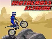 Motocross cực game