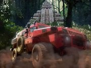 Nieuwe Monster Truck Jungle Challenge - racegames - auto spelletjes