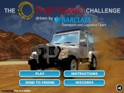 The Game Challenge Transaid