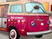 Fix Ice Cream Car - Driving Games - Car Games