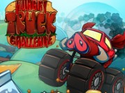 Hungry Truck Tantangan - game balap mobil - mobil game