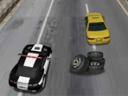 Polisi Run - game balap mobil - mobil game
