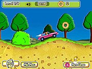 Homers Donut Run 2 - game balap mobil - mobil game