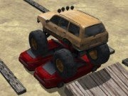 Monster Truck Parking Game