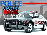 Police Parking Rage - Car Parking Games - Car Games