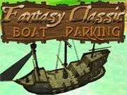 Parking fantaisie Classic Boat - Other Games - jeux de voiture