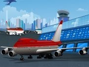 Boeing 747 Parking - Other Games - jeux de voiture