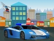Police Station Parking 2 - Car Parking Games - Car Games