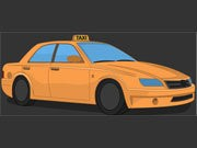 Taxi City Parking - Car Parking Games - Car Games