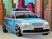 Cop Car Parking - Car Parking Games - Car Games