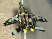Park it 3D Fighter Jet Game