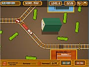 Park My Train - Car Parking Games - Car Games