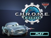 Cars 2 - C.H.R.O.M.E. Missions - Car Racing Games - Car Games
