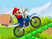 Mario Ride - Bike Games - Car Games
