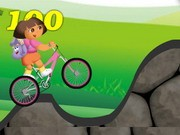 Dora Bike Adventure - Bike Games - Car Games