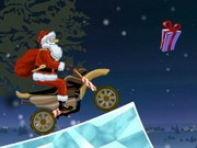 Santa Rider 2 - Bike Games - Car Games