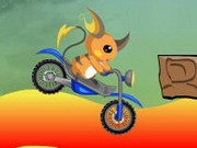 Raichu Ride - Bike Games - Car Games
